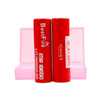Bestfire IMR 18650 батарея 40А 3000 мАч цвет красный аккумулятор литий Vape MOD батарея 40А
