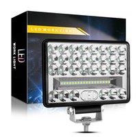 LED a LED da 5 pollici Lampada da lavoro grande campo visivo 144W per il trattore del camion SUV 4x4 fari per auto Fari di illuminazione Spot Spot Barra di lavoro Luci di guida