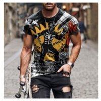 cvzU Wholesales High quality West Extended Tee dener tshirts T-Shirt Men Summer Curved Men Tshirts Hem Longline Hip man Tshirts Urban Blank