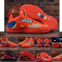 Sert Six Nesiller Terlik Mens James Harden 4 Vol. 4 4S IV MVP Vol.4 Erkek Basketbol Ayakkabıları Spor Eğitim Sneakers Bizi ABD 7-