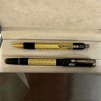 Лучшие высококачественные MT Pen Limited Edition Inheritance серии Egypt персонаж специальный Engrave Rollerball Ballpoint ручки роскошный бизнес офис школьные принадлежности