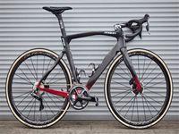 F12 Disk Ineos Komple Yol 1 K Bisiklet Gümrükleme DIY Bisiklet Ile R7020 Ultegra R8020 Groupset Wheelset