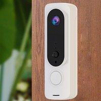 H2 1080P Wifi Дверные звонки Камеры Водонепроницаемый HD Видео Двери Двери Двери Движение Детектор движения Умный Wireless с камерой Ночное видение