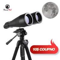 Teleskop Dürbün 30-260x160 Uzun Menzilli Yüksek Güç Düşük Işık Gece Görüş Kuş Izle Seyahat Avcılık Için Su Geçirmez HD