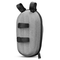 Scooter Front Tube Bag Large Capacity Front Pouch Tools Cellphone Storage Bag Compatible for Xiaomi Mijia M365 Electric Scooter Y0721