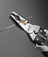 Multifunctional Universal's Diagonal Pliers Needle Nose Hardware Tools Universal Wire Cutters Electrician