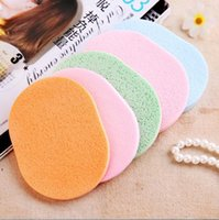 Facial Cleaning Puff Sponge for Washing Face Women Clean Pad Faces Sponges Puffs Cleaner Skin Care Tools DWE8799