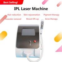 2021 Opt SHR IPL Máquina para depilación Dispositivo de depilación láser Alemania Imported Xenon Lámpara Sin dolor de la piel Rejuvenecimiento
