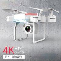 KAKBEIR KY606D Drone 4K HD Photographie aérienne 1080P Aéronef à quatre axes 20 minutes de vol Vol volant un hélicoptère RC à décollage clé