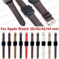 Top Fashion Designer Watch-Riemen für Uhren Serie 1 2 3 4 5 6 Hohe Qualität Lederdruck Muster Smart Bands Deluxe Armband Armbanduhr