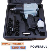 Professiona Electric Drills 1200 NM Impact Pneumatic Wrench,Professional Auto Repair Tools,Spanners Air Tools