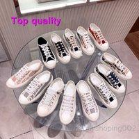 2021 летняя Walk-n Повседневная обувь Классические женские кроссовки Черно-белая вышивка Houndstooth 30 Montaigne Серые сандалии с низким уровнем