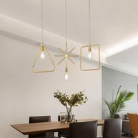 Chandeliers Modern Crystal Lustres Hanging Lamp Kitchen Living Room Decoration Ventilador De Techo Nordic Home