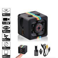 32G TF 카드 IP 카메라가있는 움직임 DV 카메라 미니 적외선 야간 비전