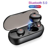 Y30 TWS bluetooth 5.0 earphones Mini Wireless Earbuds Touch Control Sport in Ear Stereo Cordless Headset for Iphone 13 12 Pro Max Sumsang XiaoMi All Smart phones
