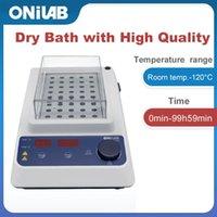 H120-S Лабораторный светодиодный дисплей Цифровая термосухальная ванна с нагревательным блоком лаборатории