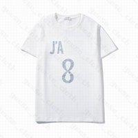 20 ss sommer verkaufen frauen designer t shirts blume mode rose stickerei kurze hülse dame tees beiläufige kleidung tops bekleidung