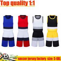 1871 Basketball Uniforme Student Homme Student Custom Custom Concours Team Soccer Jerseys Impression Training Sports Vest Kids Football Shirt