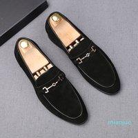 high quality Fashion designer Men style lace-up Shoes Luxury Flat Walking Shoe Dress Party Wedding Shoe
