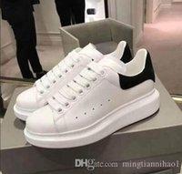 2021 Formateurs de chaussures de mode réfléchissant 3M cuir de plate-forme de cuir blanc de 3 m pour femmes hommes plats casuary de mariage chaussures de mariage Sound Sneaker