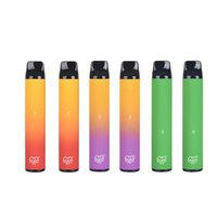 Disposable E Cigarette PUFF XXL Device 1600 Puffs Multiple Colors Bar Plus Xtra Vape Pen Starter Kit