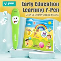 Голосовая точка Чтение пера Английский Умный Обучение ранних игрушек Образование Телефон Детский день подарок