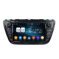 "4gb+128gb CarPlay 8"" PX6 Android 10 Car DVD Player for Suzuki S-Cross SX4 Crossover 2013-2016 DSP Stereo Radio GPS Navigation WIFI Bluetooth 5.0"