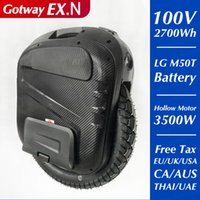 BegoN GOTWAY EX.N Electric Unicycle 100V 2700WH 3500W Ein Rad Monowheel Kick-Roller