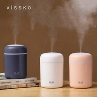 Essential Oils Diffusers Creative colorful cup air white humidifier table home car USB custom logo size 119*78*78mm NHA5547