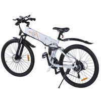 EU Stock Foldable Electrics Bike 21 Speed BEZIOR M26 Two Wheel Brushless Motor 500W 48V Electric e Bikes Bicycle