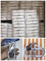 100Pcs Lot,100% Original 1.5m Micro USB cable Fast Charger Cable Data Sync Charging for S6 S7 Note 4 5 S4 S3 DHL