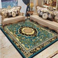 Nordic salon Dywan kuchenny w sypialni Dekoruj, korytarz Outdoor Drzwi Mat, Islamski Koc Modlitwa Dywan
