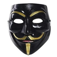 Halloween s V Vendetta Movie Anonymous For Adult Kids Film Theme Mask Party Gift Cosplay Costume Accessory