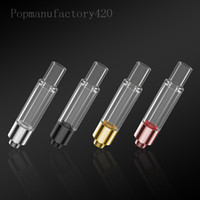 No leaking atomizer 510 glass cartridge disposable empty CE3 vape Tank full Ceramic carts with packaging