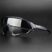 Yeni Gözlük Fotokromik 1 Lens Bisiklet Gözlük Dağ Bisikleti Gözlük Açık UV400 MTB Yol Bisiklet Güneş Gözlüğü