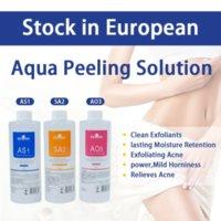 Solução de peeling Aqua 400ml por garrafa Aqua Facial Sérum Hydra Soro Facial para a pele normal livre