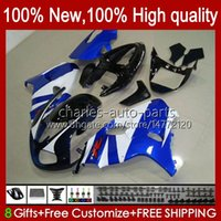Suzuki Srad TL1000R TL-1000R 1999 1999 2000 2000 2002 2003年株式19HC.69 Blue White TL-1000 TL 1000 R 98-03 Bodywork TL 1000R TL1000 R 98 99 00 01 02 03 OEM本体