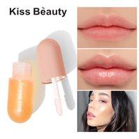 3ml Moisturizing Plumping Lip Gloss Lip Plumper Mineral Oil Lip Extreme Volume Essence Nutritious Lips Enhancer Serum makeup