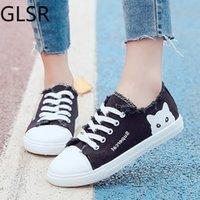 Платье обувь повседневная женская обувь холста с шнурками, обувь, холст, спадриль, белый, для весны 7416 LHCGY H4WY