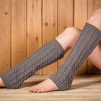 Socks & Hosiery Women Classic Woolen For Fall And Winter Boots Cover Calf Pile SA290