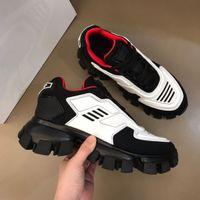 Designe Mens CloudBust Thunder Scarpe Casual Scarpe a maglia Sneakers Di lusso Designer Oversize Sneaker Light Gomma Suola 3D Trainer Womens Top Quality Big Size US12 con scatola