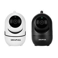 291-2 AI WIFI 1080P Wireless Smart High Definition IP Cámaras IP Inteligente Cámara de seguimiento automático de la vigilancia de la seguridad del hogar humano y la máquina del cuidado del bebé