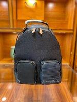 Множевичники 2021 Последние мужские рюкзаки кампус бизнес компьютер сумка мода роскошь бренд дизайнер рюкзак женские дизайнеры коровьего высокого качества