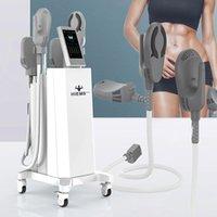 Factory price Emslim neo muscle building Machine RF HI-EMT body slimming EMS EMT beauty equipment High Intensity Focused Electromagnetic