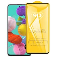 9D Full Cover Tempered Glass Screen Protector For Samsung Galaxy S21 Note 10 A10 A20 A30 A40 A50 A60 A70 A80 M40 M30 M20 M10