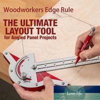 Woodworkers حافة القاعدة تعديل زاوية الباحث الفولاذ المقاوم للصدأ الفرجار الرقمية منقلة الفولاذ المقاوم للصدأ الفرجار