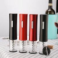 ABS التلقائي فتاحة زجاجة الفتاحات النبيذ الكهربائية مع القاطع المشاهير قطعة أثرية اكسسوارات المطبخ المنتجات