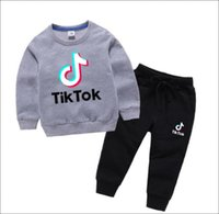 2021 Brand Luxury Designer Kids Sweater Sets Autumn Baby Clothes Print for Boys Outfits Toddler Fashion Hoodie And Pants Children Suits 90-150cm