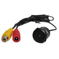 자동차 후면보기 카메라 주차 센서 유니버설 카메라 18.5mm 천공 방수 CCD 반전