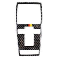 Autocollant décoratif léger de couleur de la fibre de carbone de carbone pour Mercedes-Benz C Clase W204 2007-2013 E Classe W212 2010-2012 Gauche et Ri